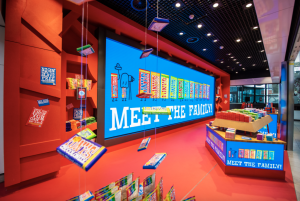 An inside look into Tony's Chocolonely's store