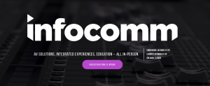 InfoComm Banner