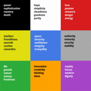 Color can help you reach your target audience easier