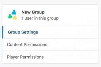 group choose content player