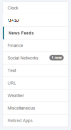 1. app media
