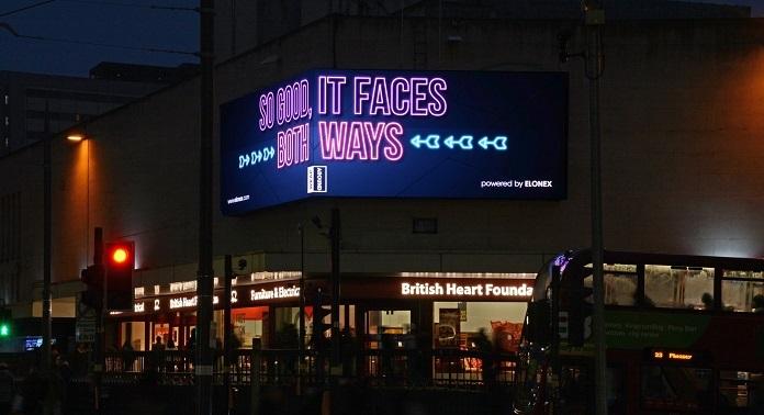 Digital signage news: Wraparound display