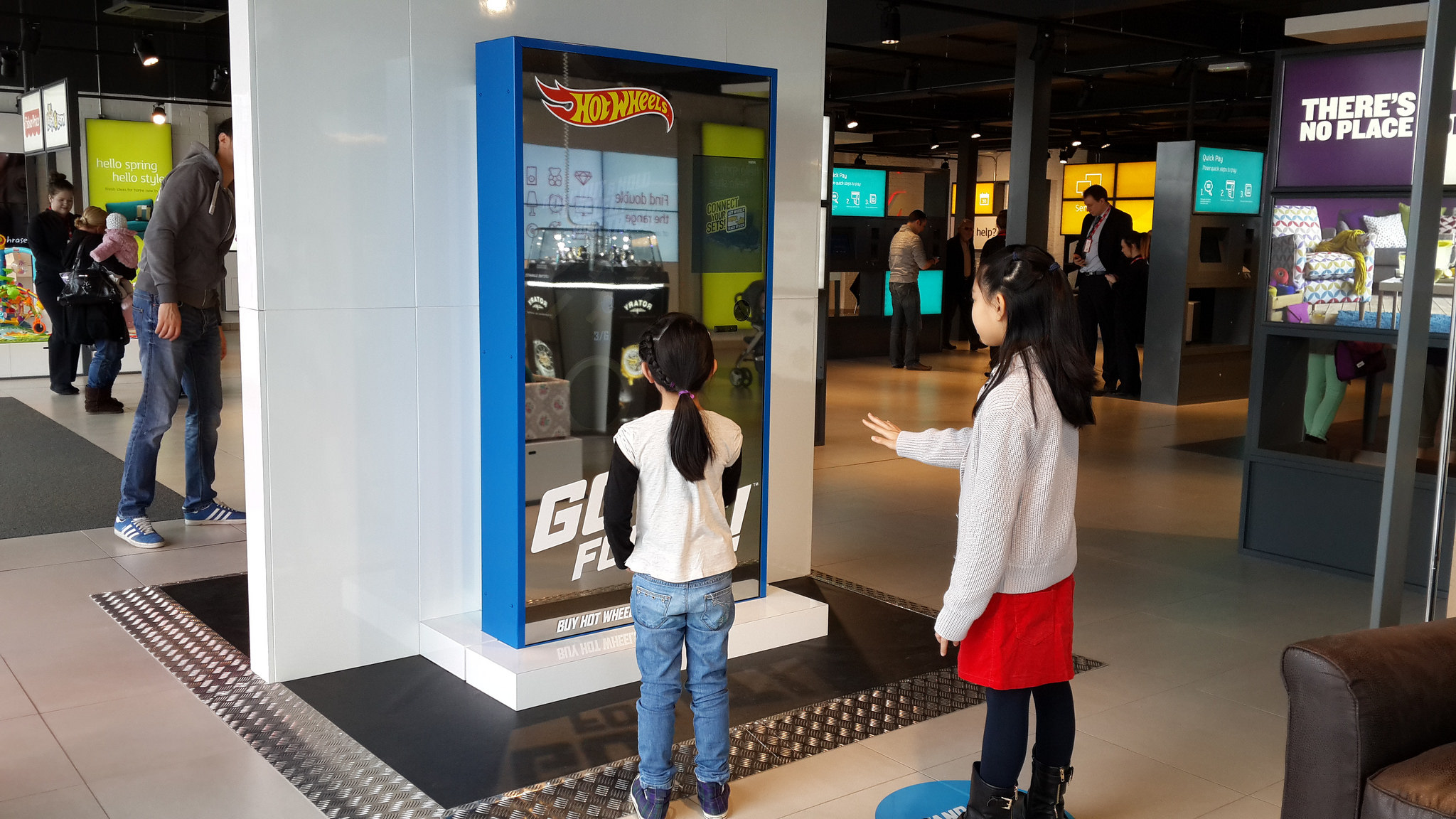 Digital signage trends - Interactivity