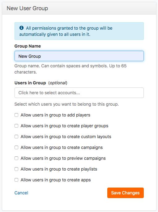 form create group