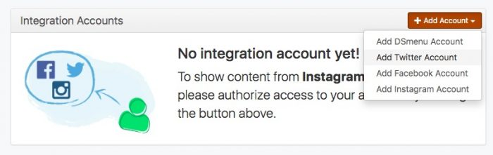 3. integrate account copy