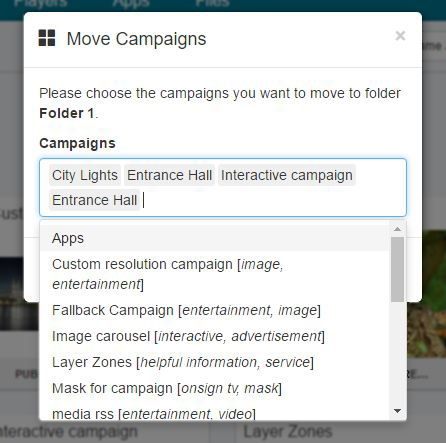 4.2.1 select all campaigns
