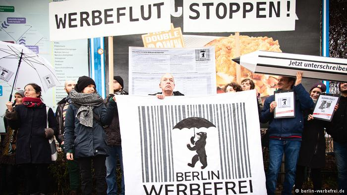 Digital signage news: Werbefrei