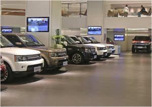 Digital signage car dealerships