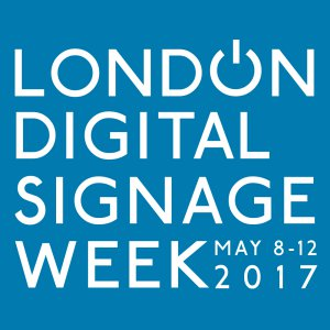 London Digital Signage Week 2017