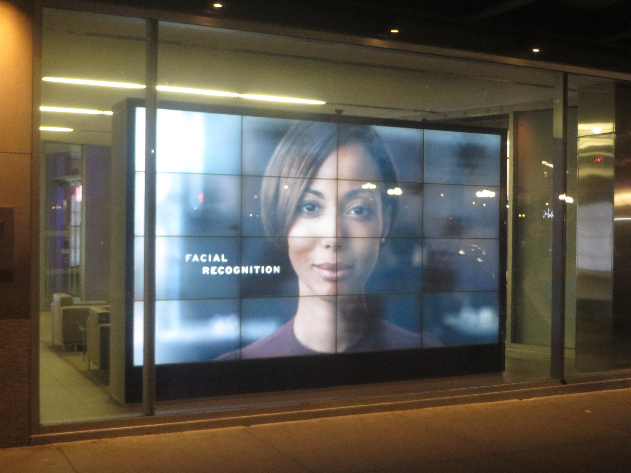 Digital signage market trends: Facial recognition