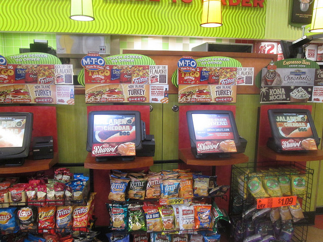 OnSign - Order in Convenience Store