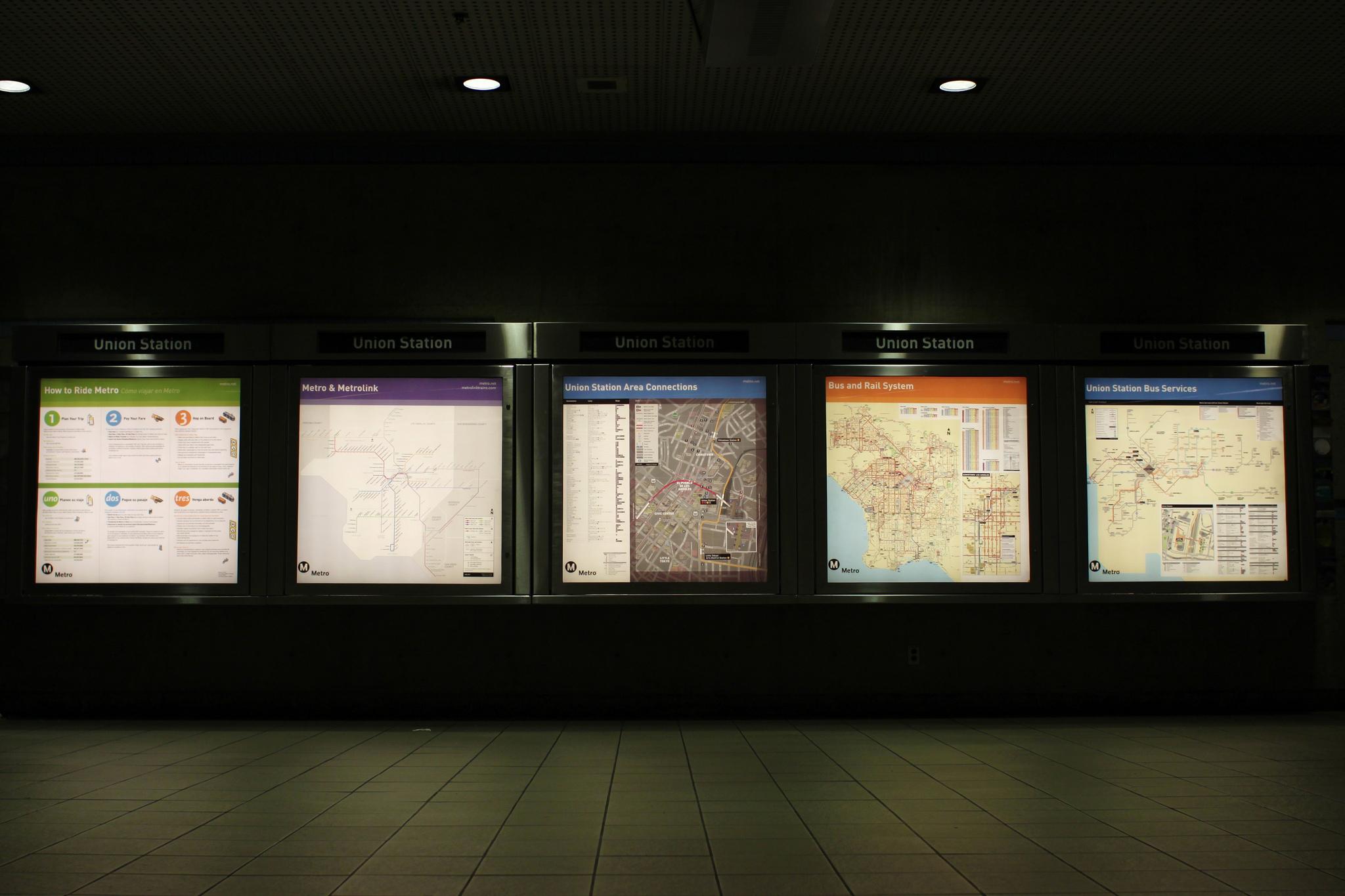Onsign - Subway