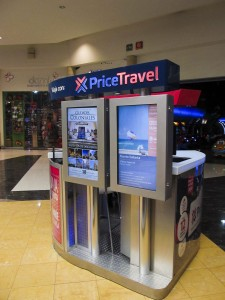 Onsign - Travel Kiosk