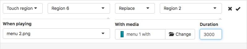 configure next button