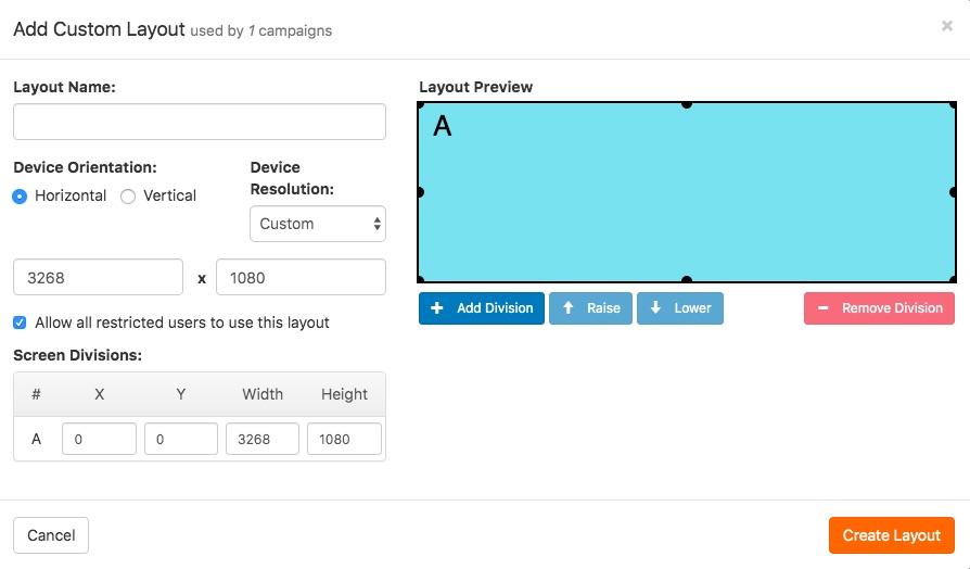 custom resolution settings