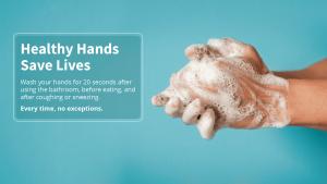 COVID-19 Hygiene PSA