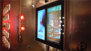 Protect digital signage from isotopic failure