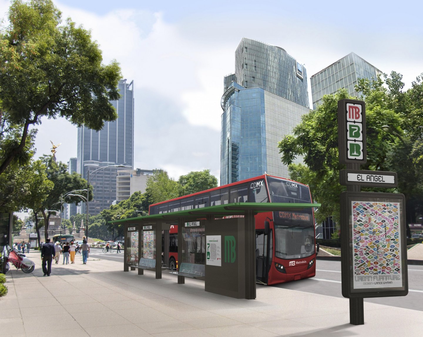 Digital signage news : JCDecaux's 125 bus shelter upgrade