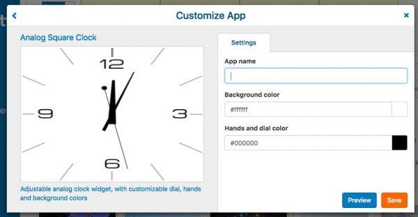 add app pop-up window